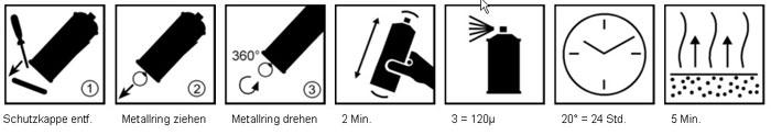 Technisches Merkblatt Scheinwerfer Klarsicht-Set