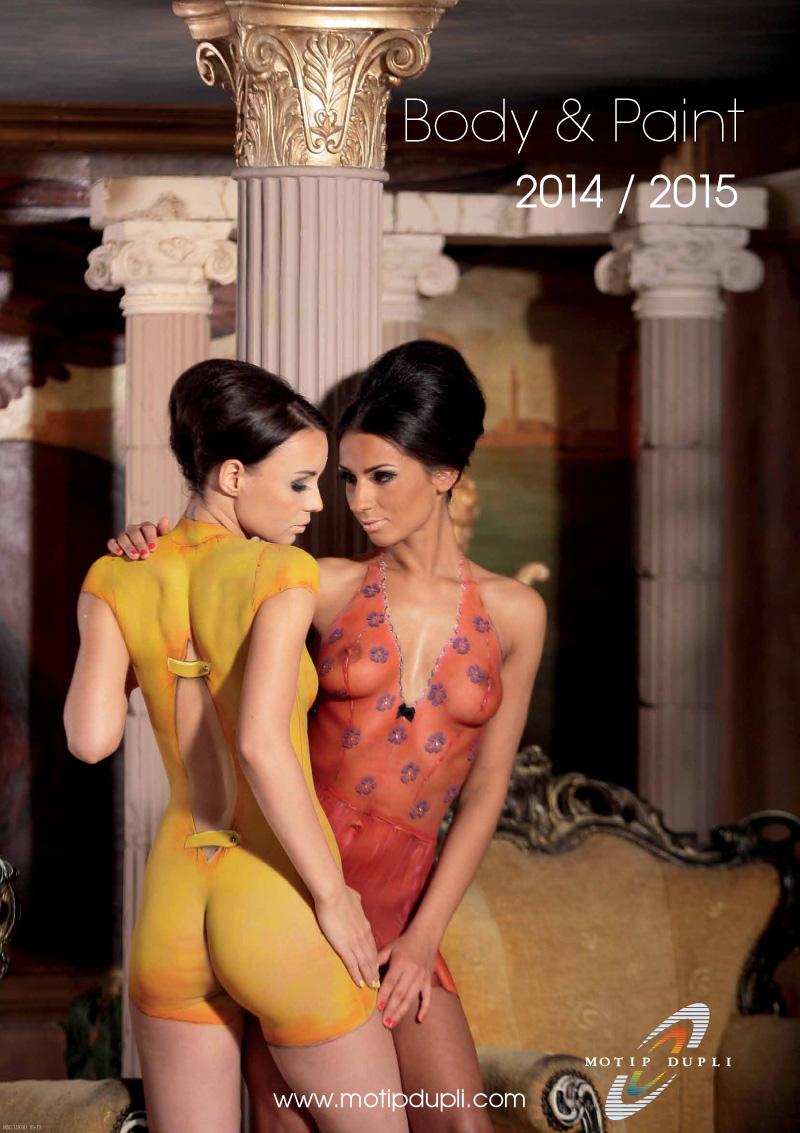 Body Paint Bodypainting Calendar 2014 2015 Motipdupli Com