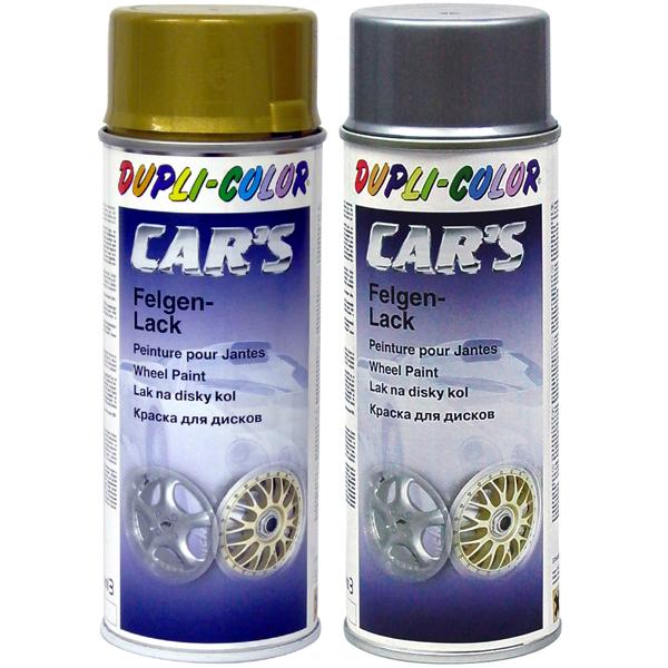 Duplicolor cars