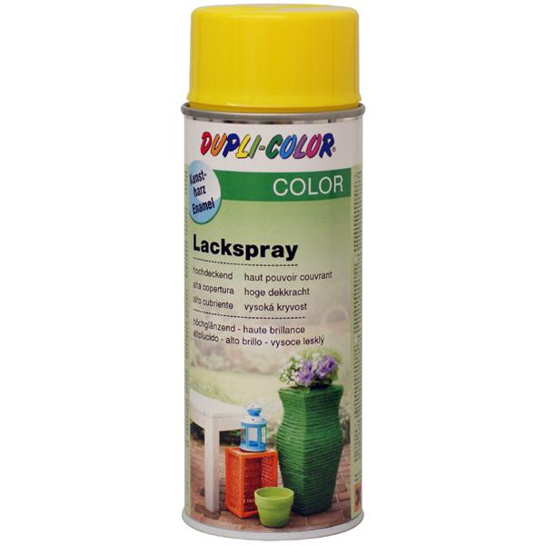 Glaslack spraydose