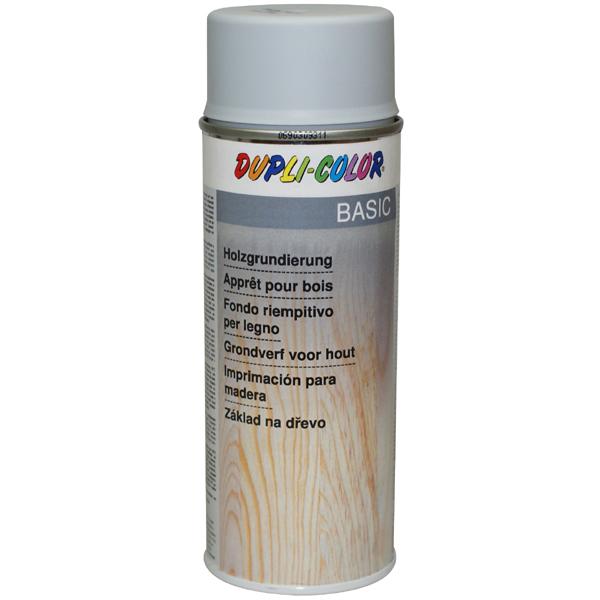 Primer spray per legno