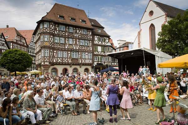 Mosbacher Sommer 2012