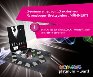 Platinum Award 2014 - DUPLI-COLOR Memo-Spiel
