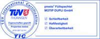 Technisches Merkblatt Füllspachtel