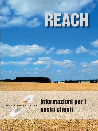 Opuscolo REACH