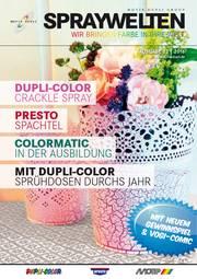 Spraywelten - Ausgabe 2/2016