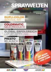 Spraywelten - Ausgabe 2/2015