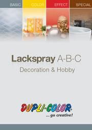 DUPLI-COLOR Lackspray-ABC