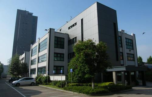 Standort I-Mailand