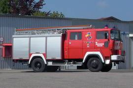 Löschfahrzeug mit Tragkraftspritze (LF16TS)