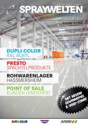 Spraywelten - Ausgabe 1/2015