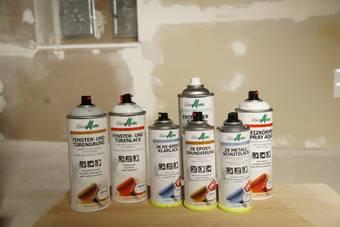 ColorMatic Bau-Produkte