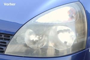 Technical information Headlight Restore Set