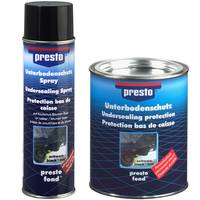Underbody Protection, Bitumen
