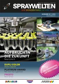 Spraywelten Ausgabe 02/2012
