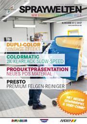 Spraywelten - Ausgabe 1/2017