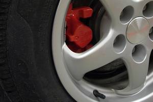 Bremssattellack-Set
