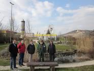 Besuch Grüne Standort Haßmersheim