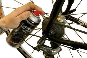 Hoja técnica Cycling spray para cadenas ultra
