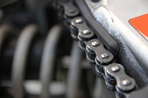 Limpiador de engranajes y cadenas