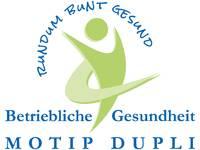Betriebliche Gesundheit MOTIP DUPLI: Rundum bunt gesund