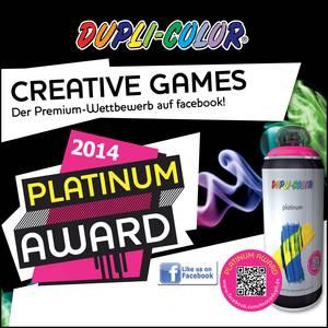 Platinum Award 2014 - Diesmal kommt der Spaß garantiert nicht zu kurz!