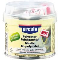 "Notice technique mastic fin polyester ""sans styrène"""