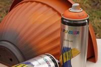 Rosteffekt-Spray - Lackieren Platinum