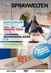Spraywelten - Ausgabe 1/2016