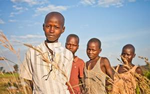 """""""Tag des afrikanischen Kindes"""""""