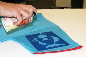 Spray para textiles