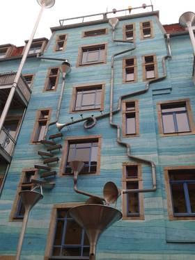 Stadtbesichtigung in Dresden
