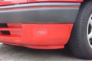 Bumper gloss