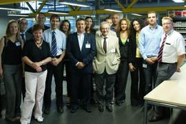 Delegation Granada