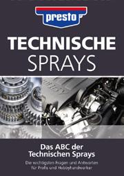 presto Technische Sprays