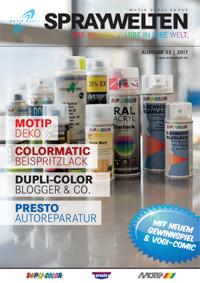 Spraywelten - Ausgabe 2/2017